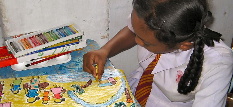 Art competition Sri Lanka
