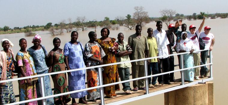 Burkina Faso Una sfida al deserto