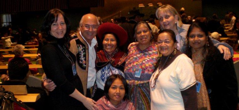 Advocacy per gli indigeni