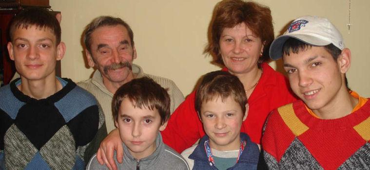 Romania Case famiglia LMS