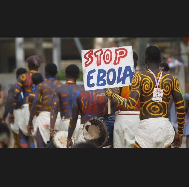 Lotta all'ebola