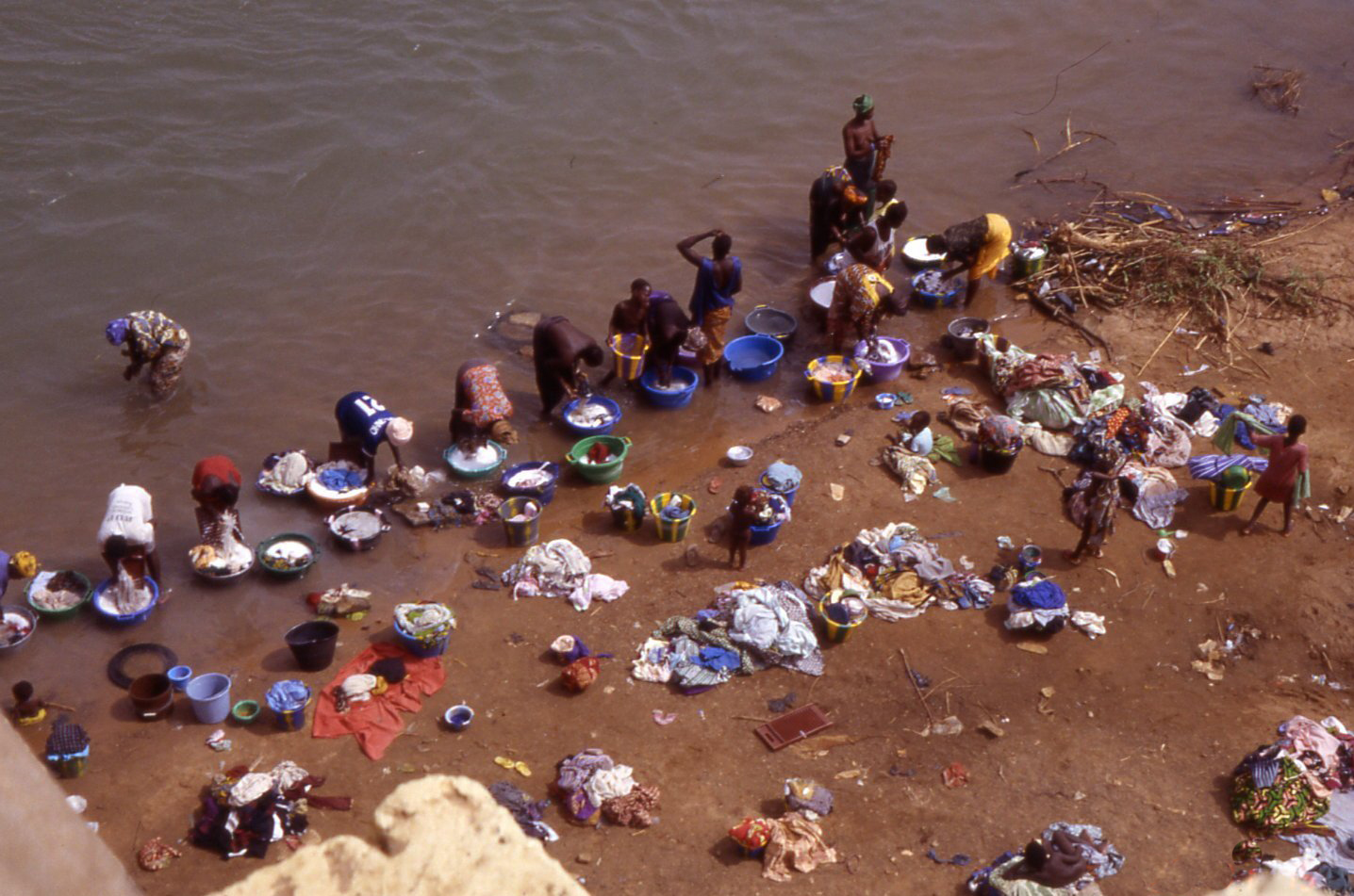 L'emancipazione passa da una lavanderia