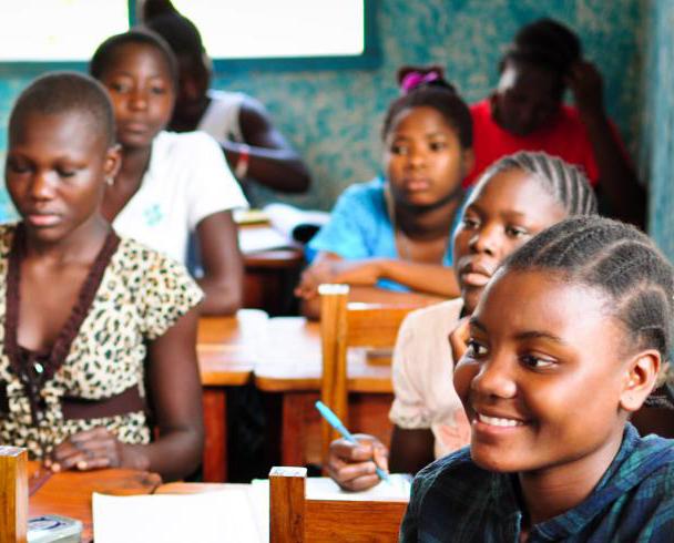 Un futuro per le giovani studentesse