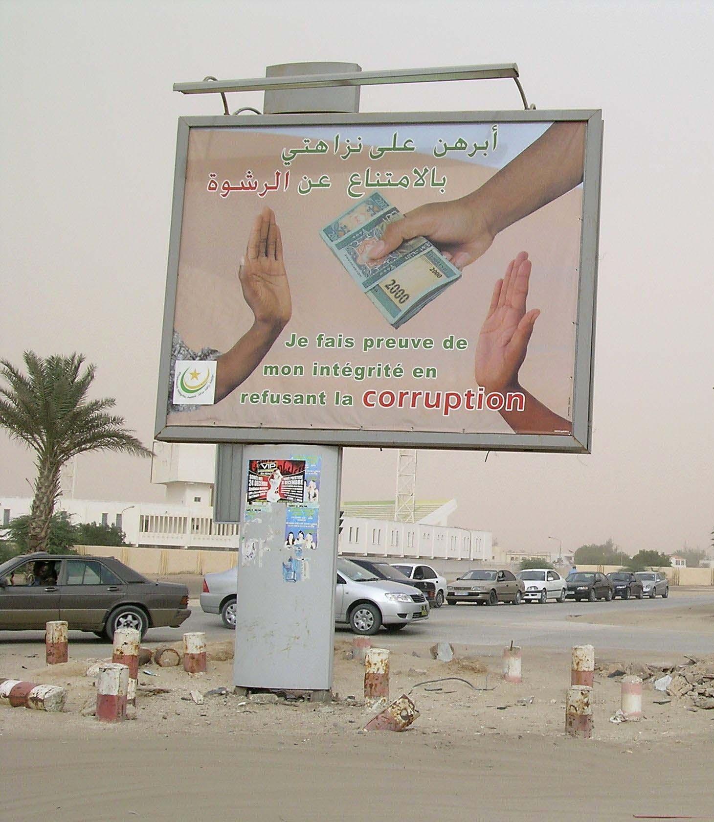 I ragazzi del Crec in piazza per dire «no» alla corruzione