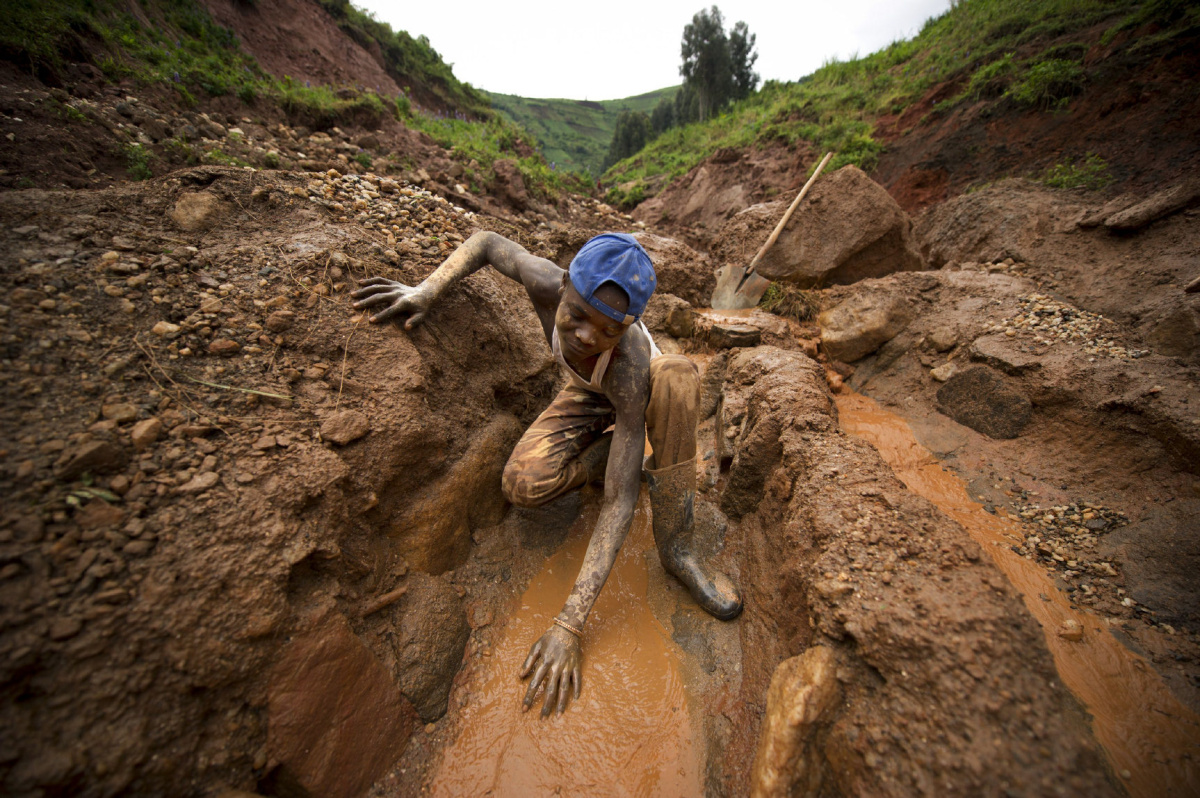 Fungamwaka, dove i minerali non sono insanguinati
