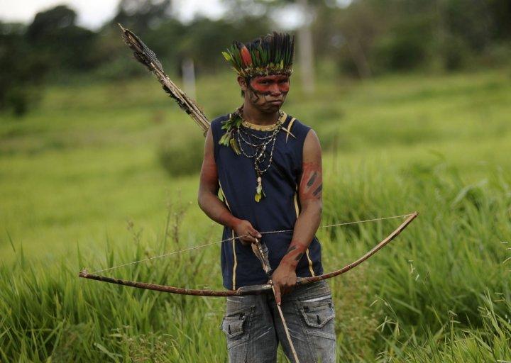Sostegno ai guarani