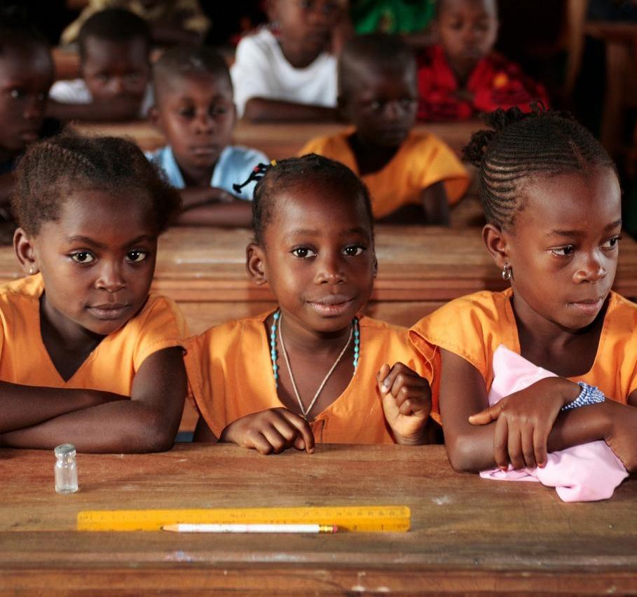 Educazione a Bambari e Bangui