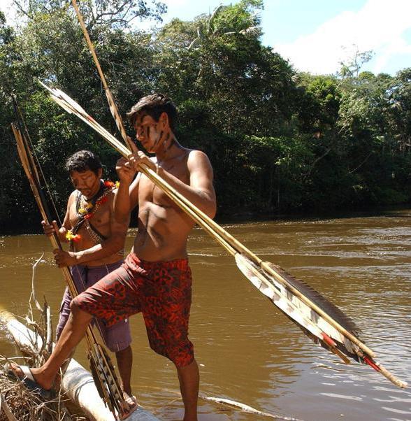 indios amazzonia