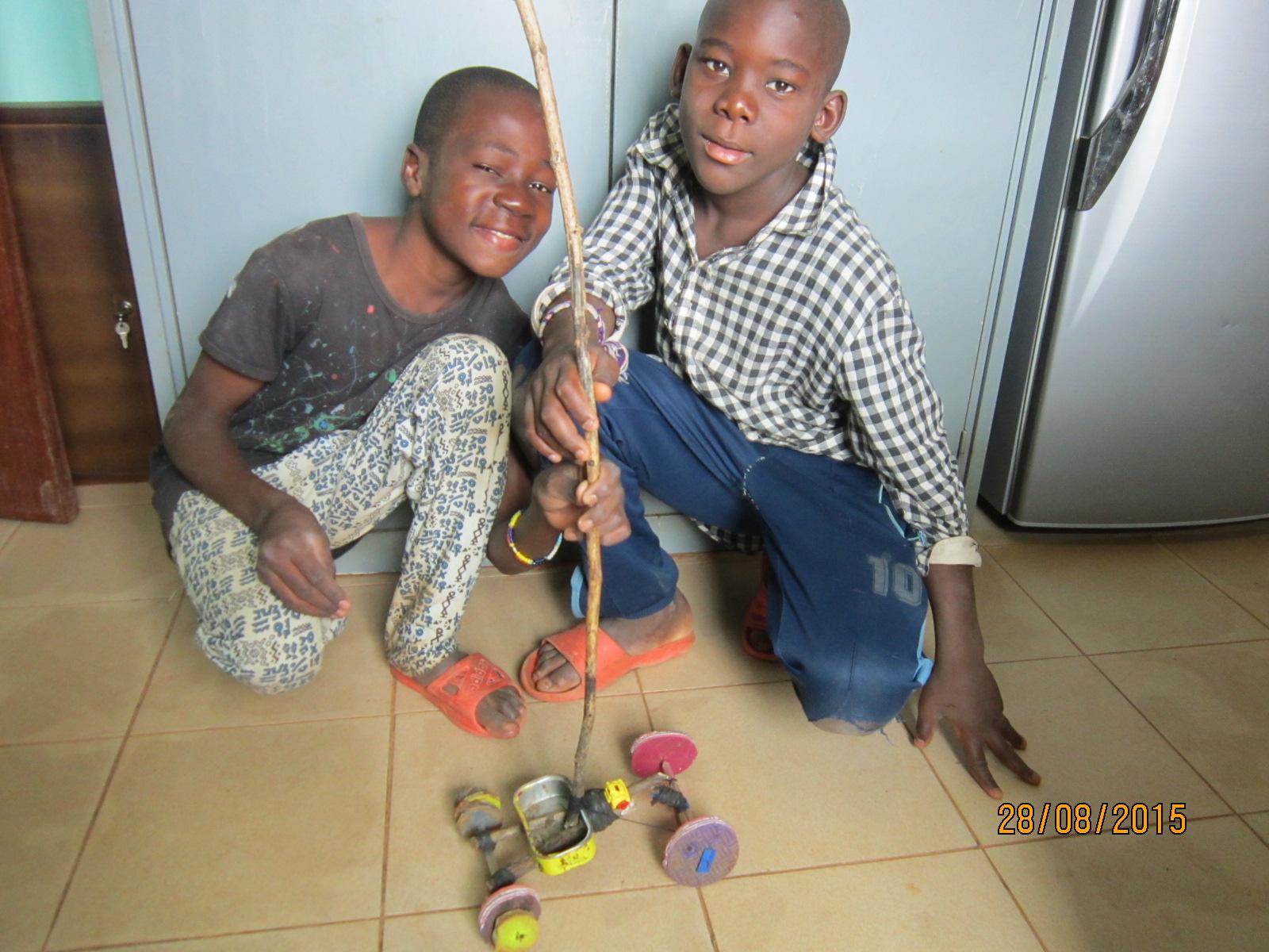 I bambini di strada, una nostra priorità