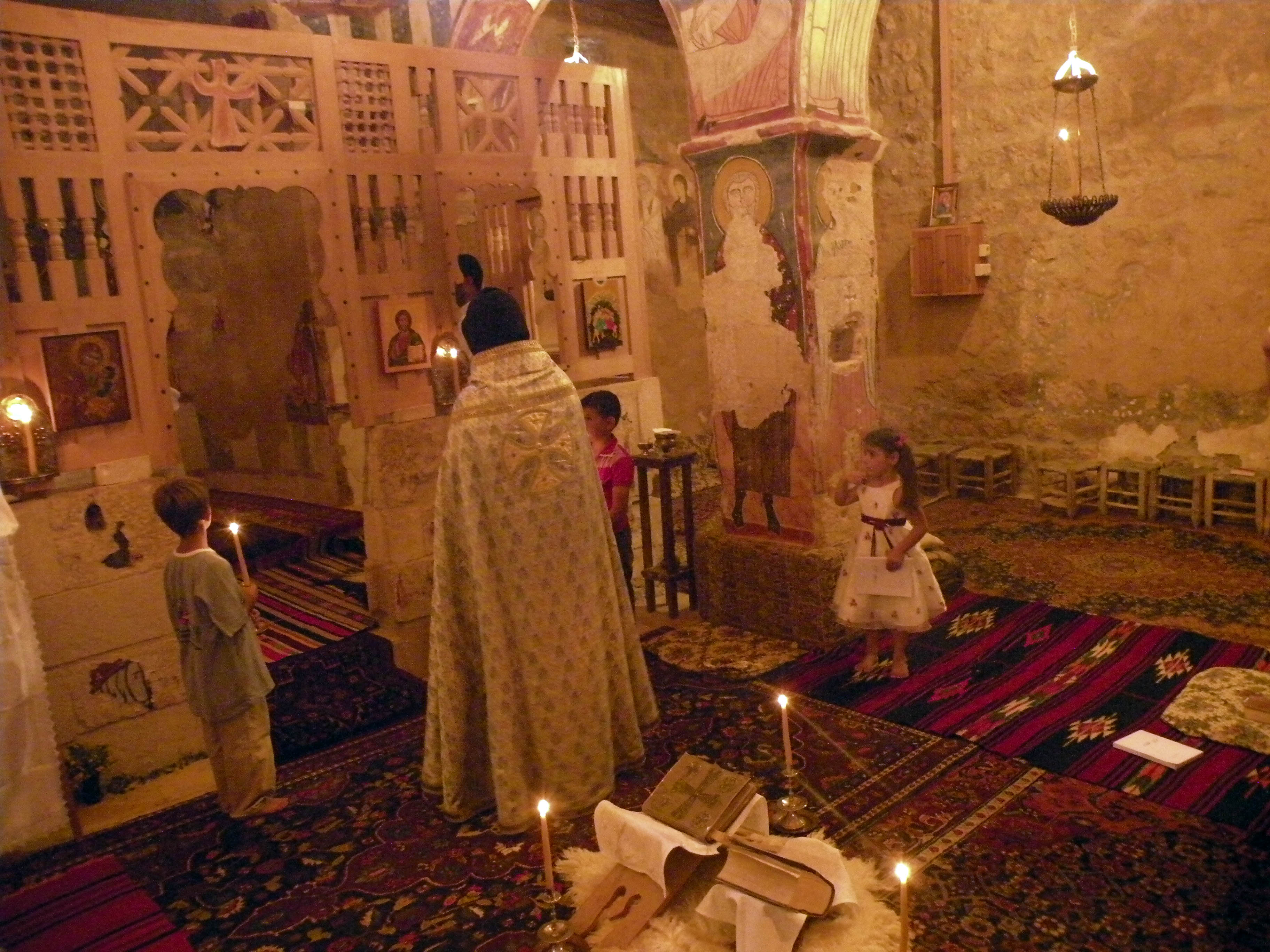 Lettera di Natale da Mar Musa