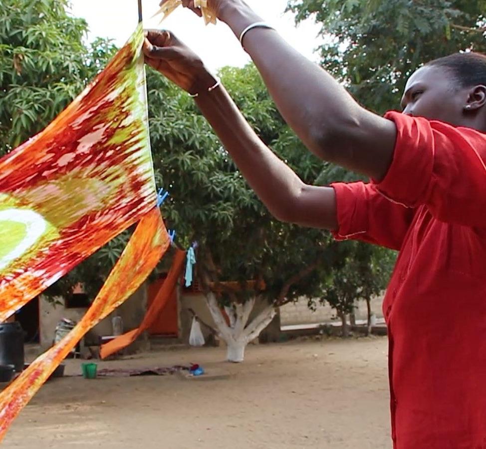 A Tambacounda, il futuro si costruisce in una lavanderia