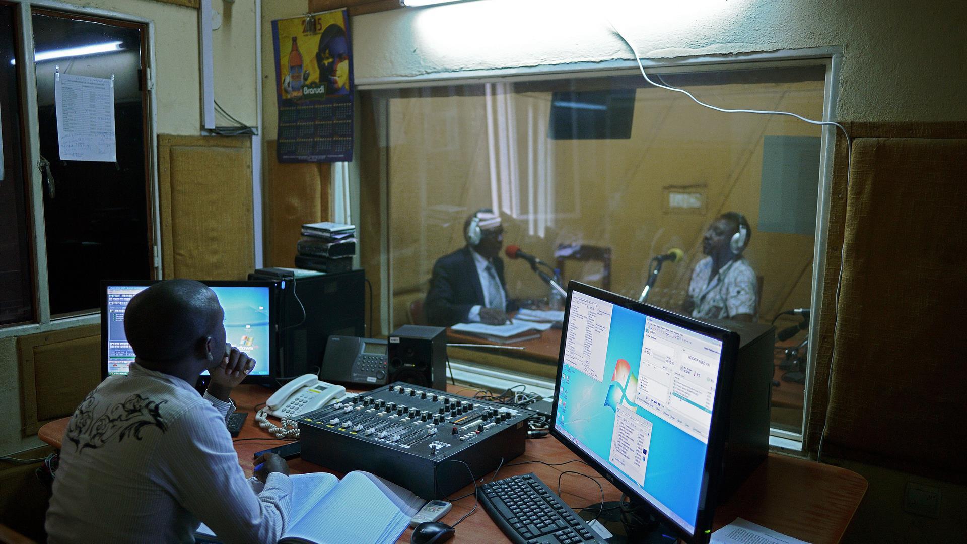 La radio che porta il Vangelo (e non solo) nel Sahel
