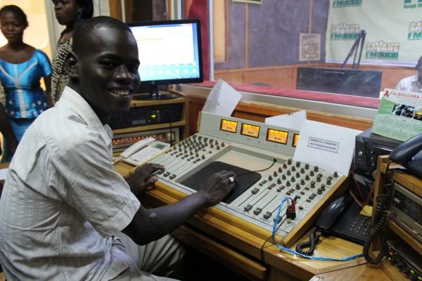 Far crescere radio «Notre Dame du Sahel»