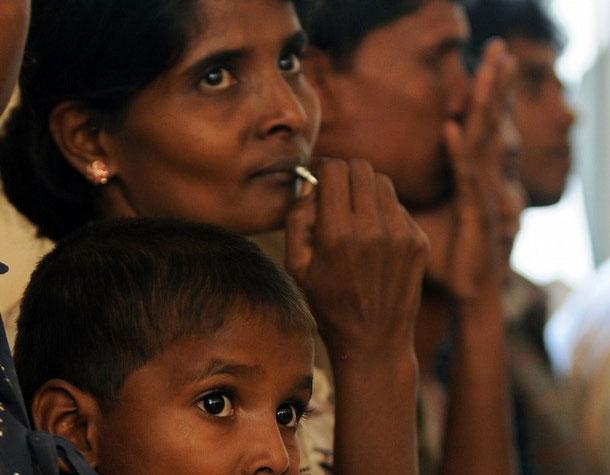 Speranza per vedove e bambini