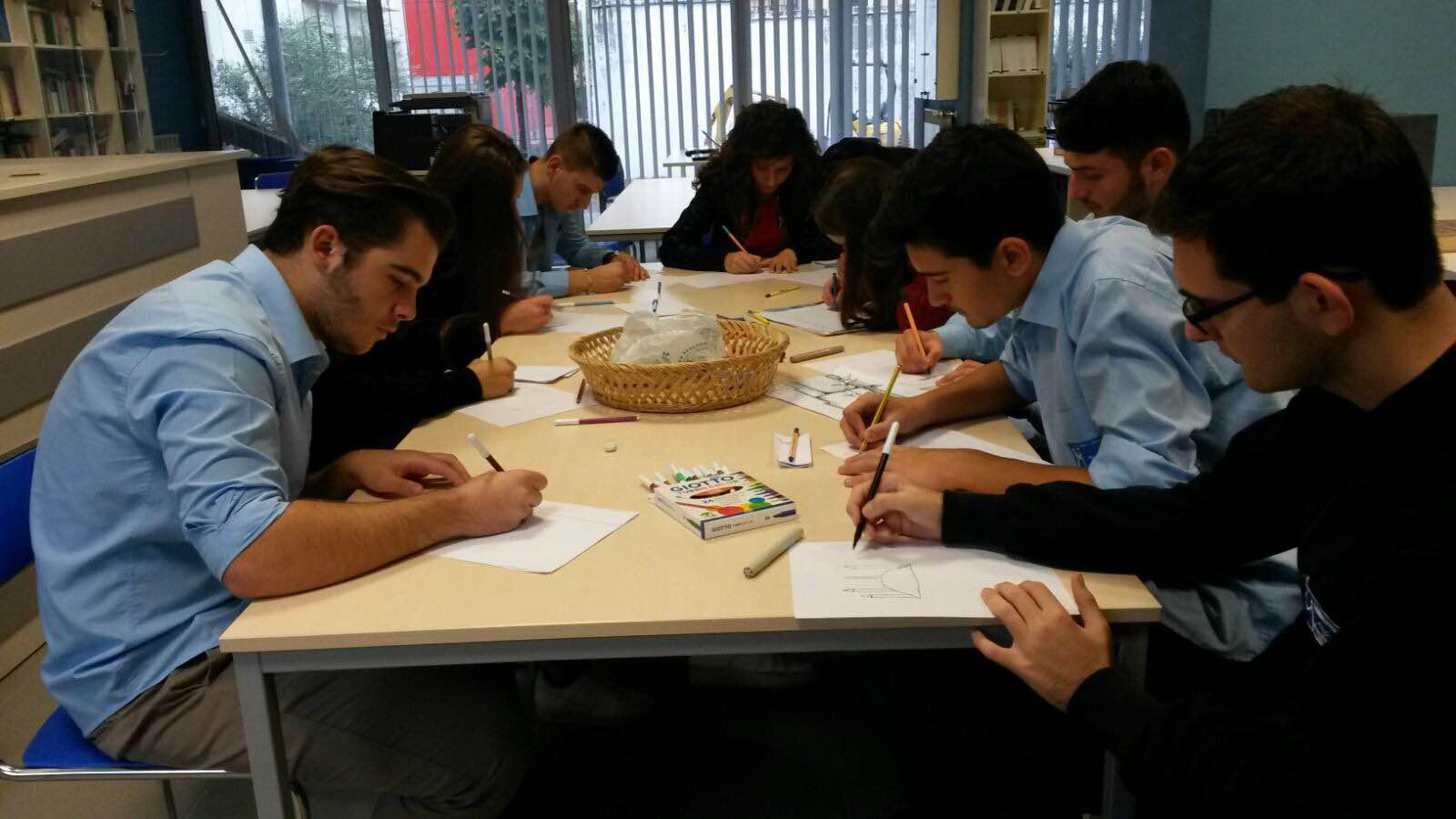Collegio di Scutari, corsi per ragazzi e insegnanti