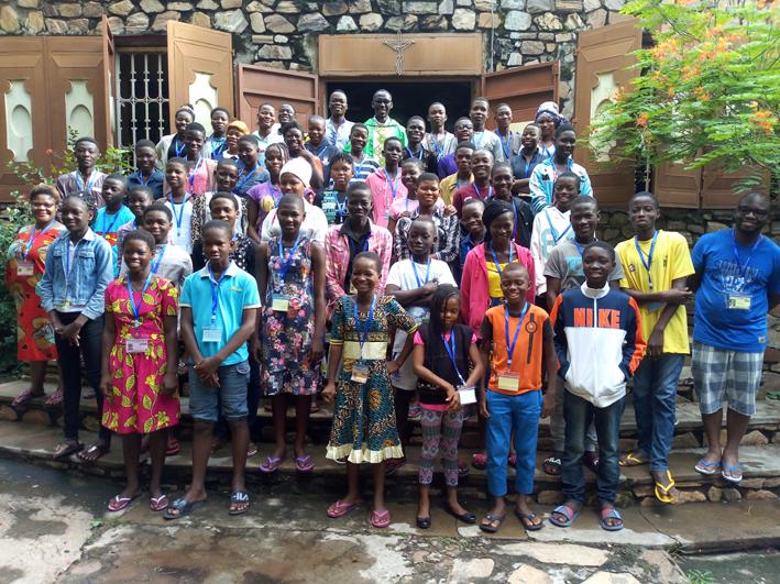 Lomé, più di un centro estivo