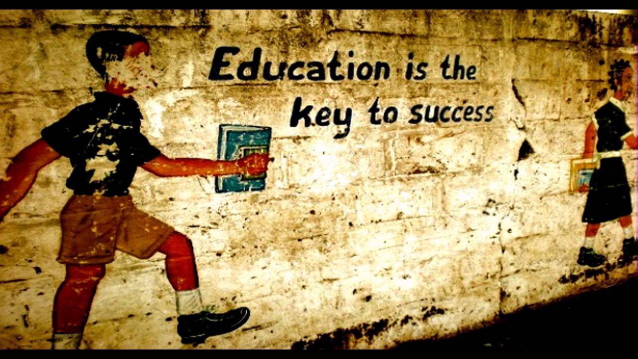 Alfabetizzazione dei giovani di Kikwit