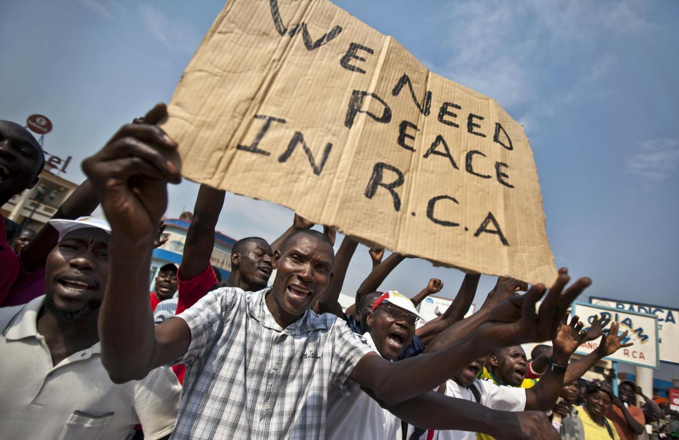 Nuovo accordo di pace in RCA