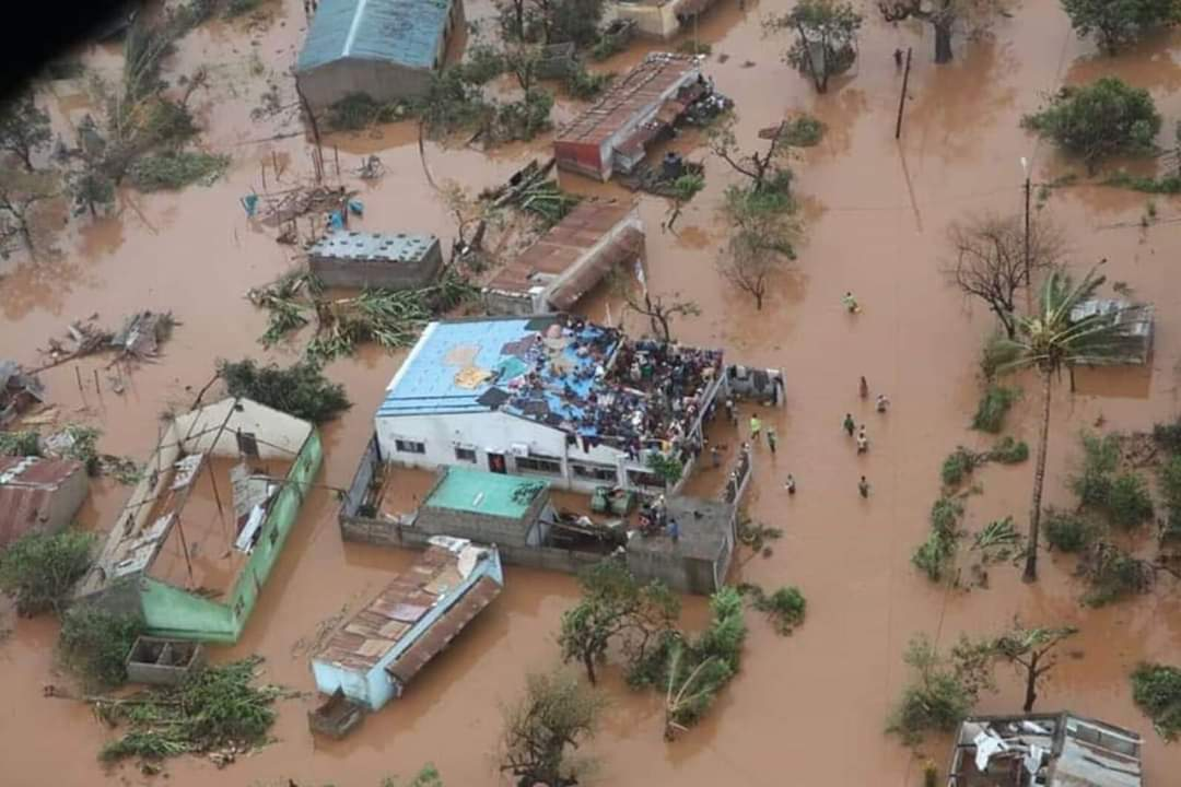 Aiuti ai paesi africani colpiti dal ciclone Idai