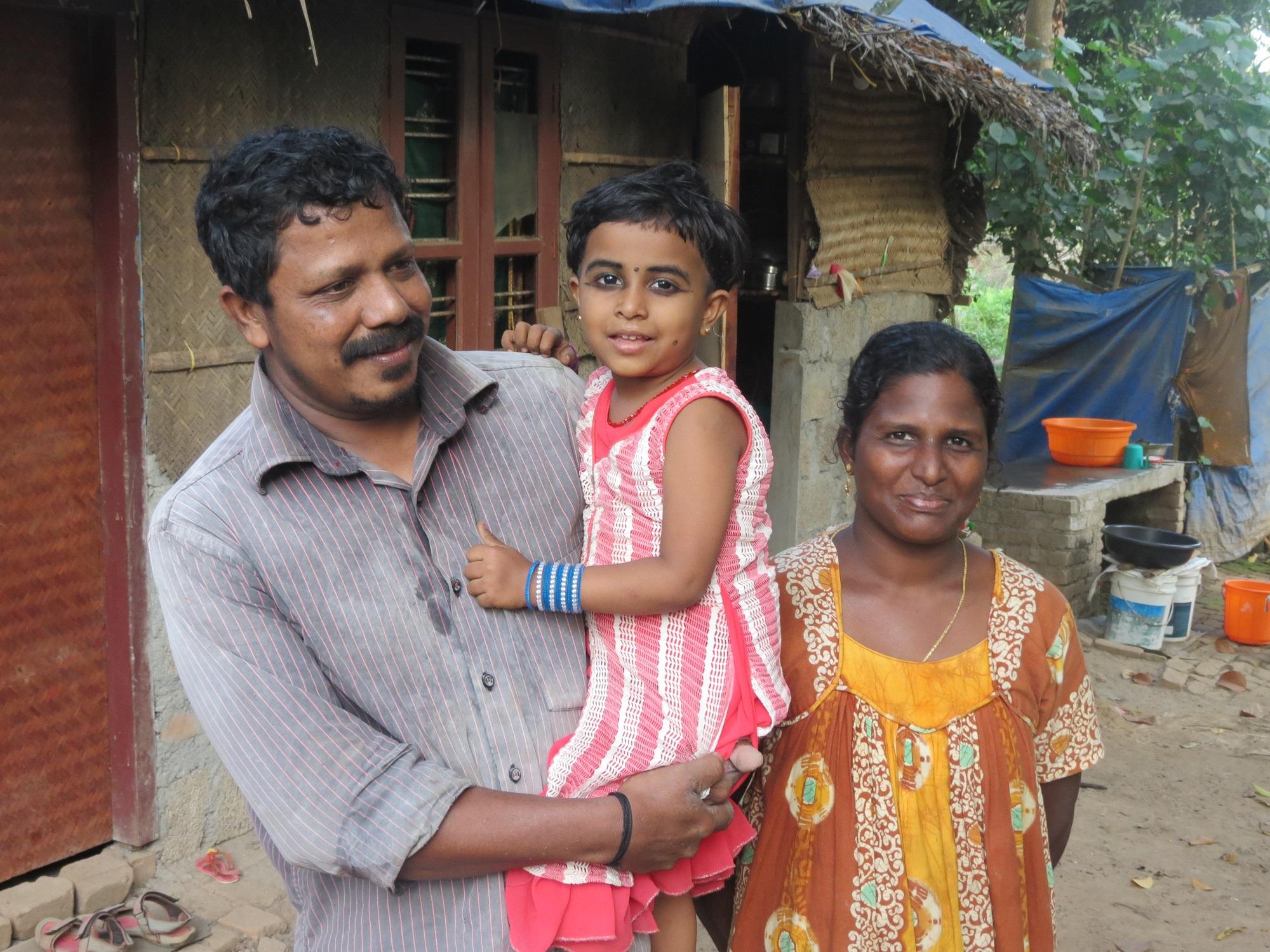 Prosegue l'opera di ricostruzione in Kerala