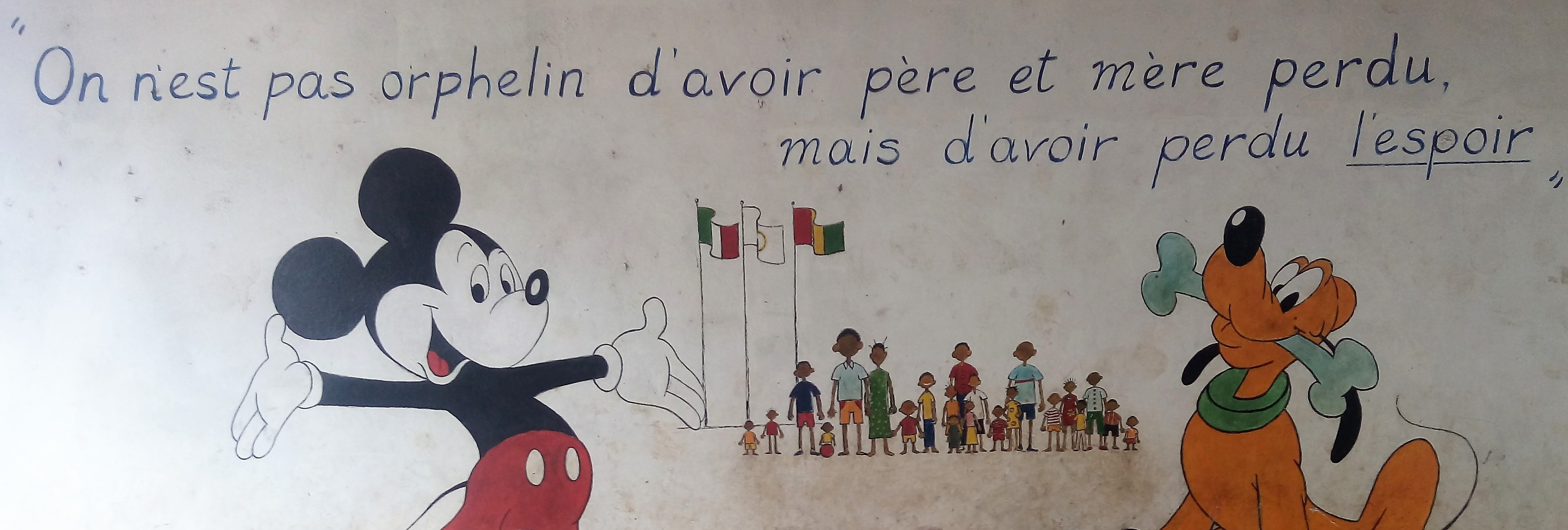 """""""Maison des enfants"""": un polo educativo che vuole crescere"""