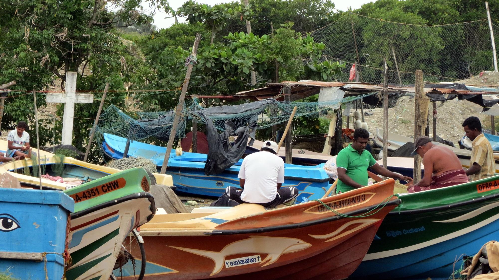 A Negombo la vita riprende, dopo gli attentati di Pasqua