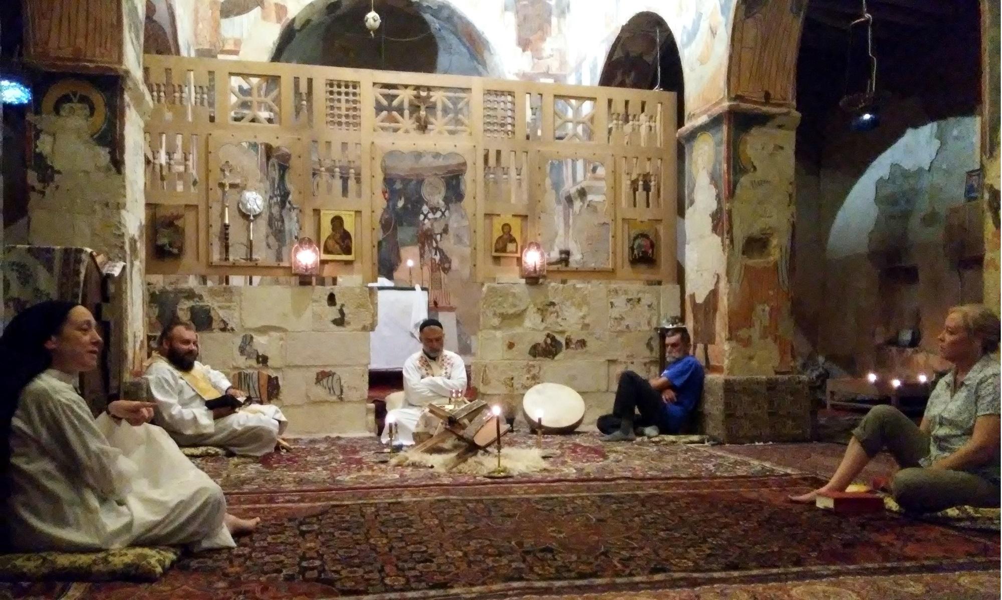 Intervento per la Comunità monastica di Deir Mar Musa