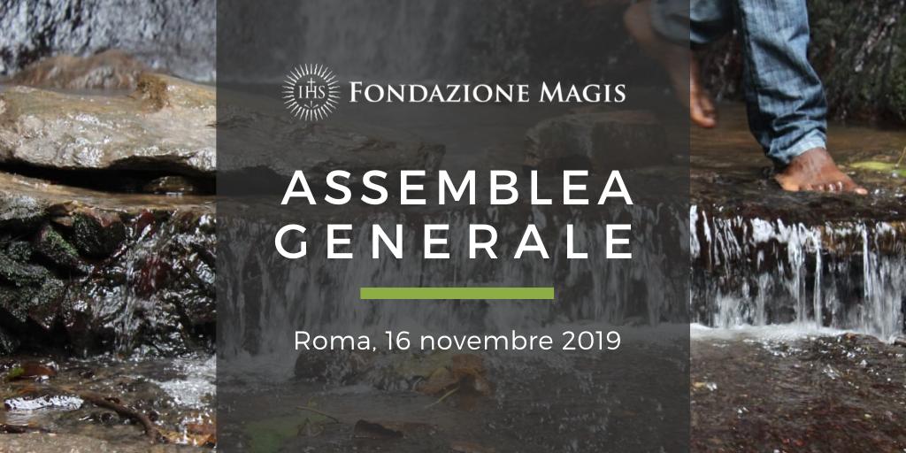 Ecologia integrale: i percorsi MAGIS – Assemblea 2019