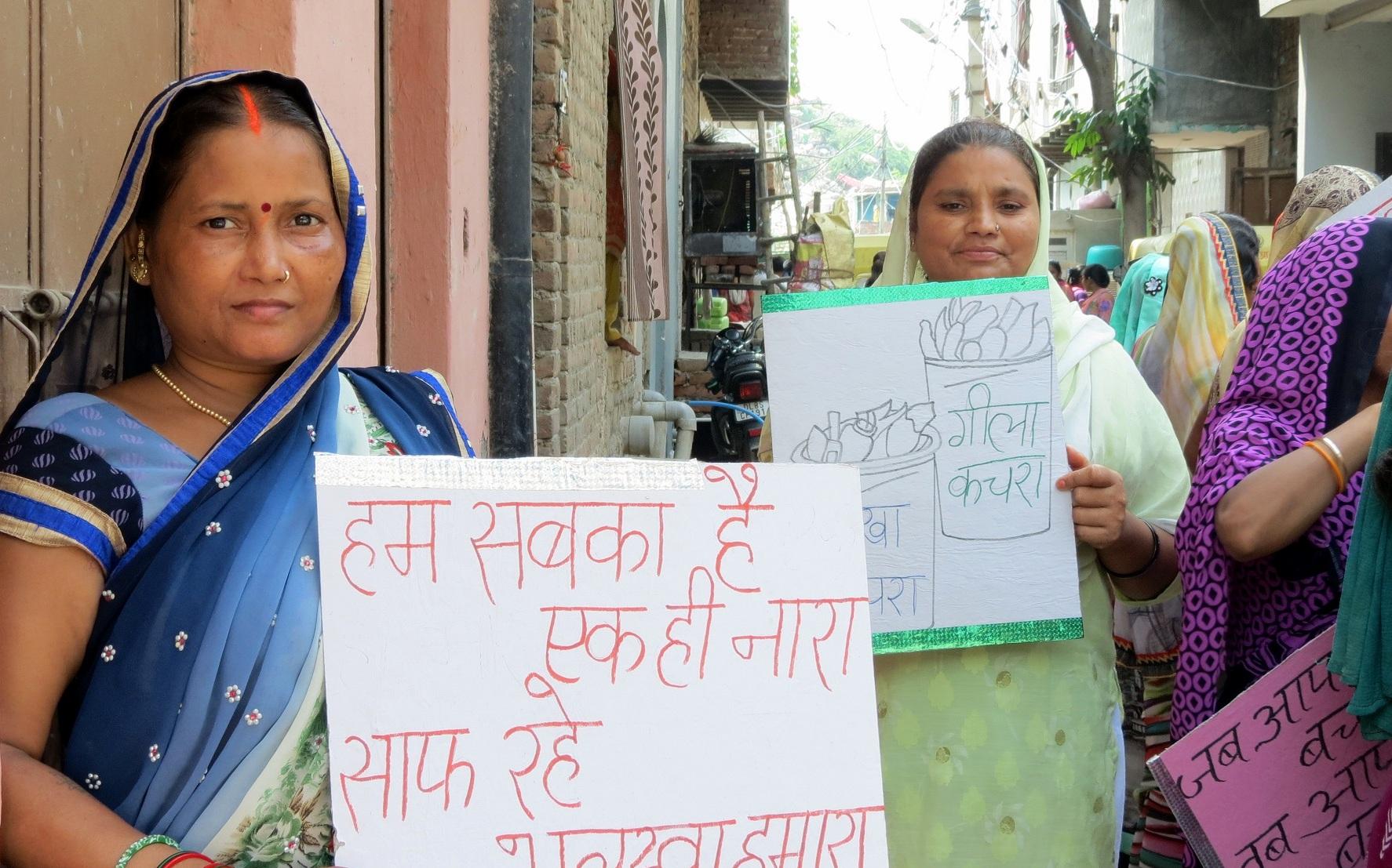 Lok Manch: cresce la consapevolezza donne