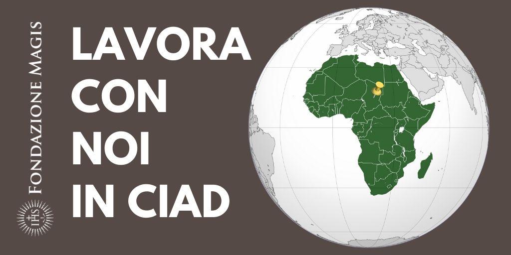 Selezioniamo 2 figure professionali per progetto AICS Emergenza in Ciad