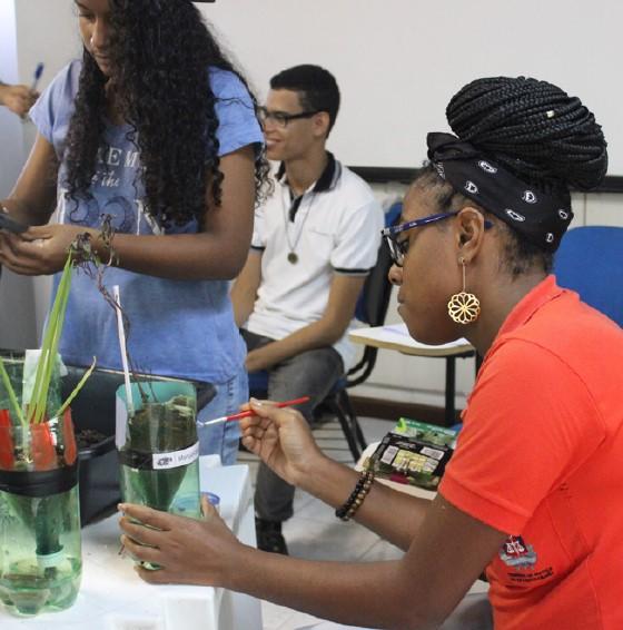 Un laboratorio per i giovani di Bahia