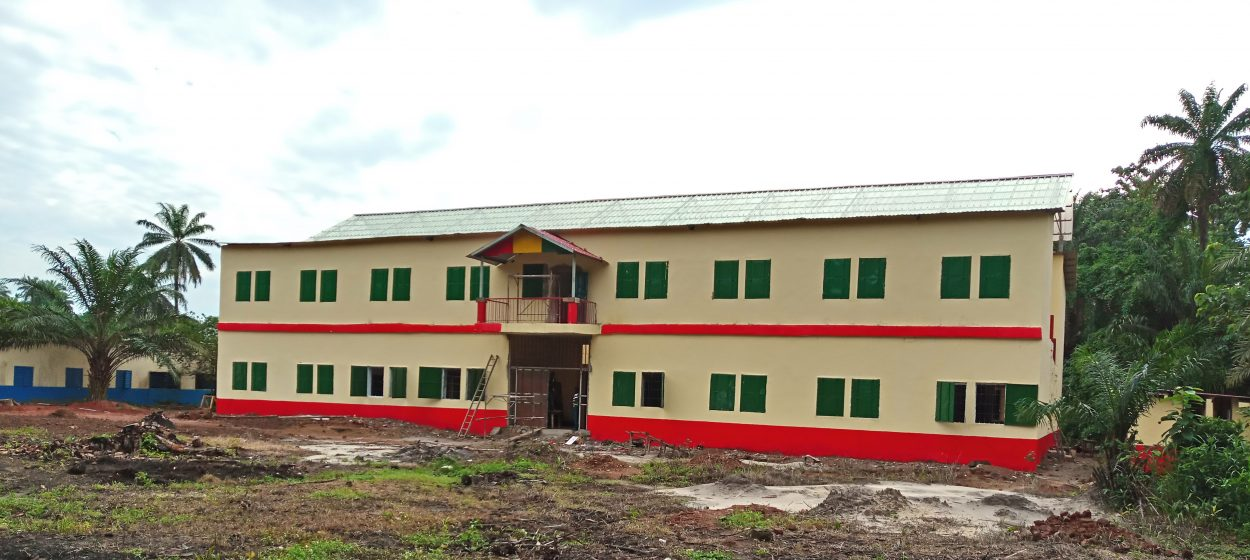 Nuova scuola a Sobanet