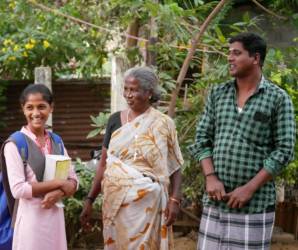 Una nuova vita per i rifugiati Tamil