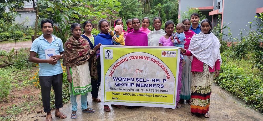 Autonomia per donne adivasi