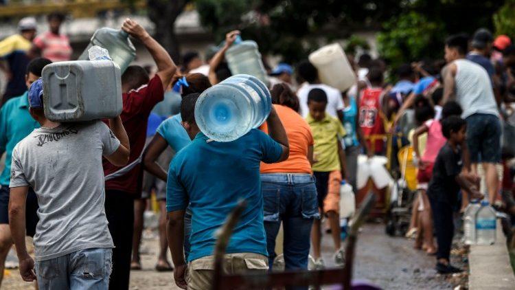 Crisi umanitaria aggravata dal Covid-19