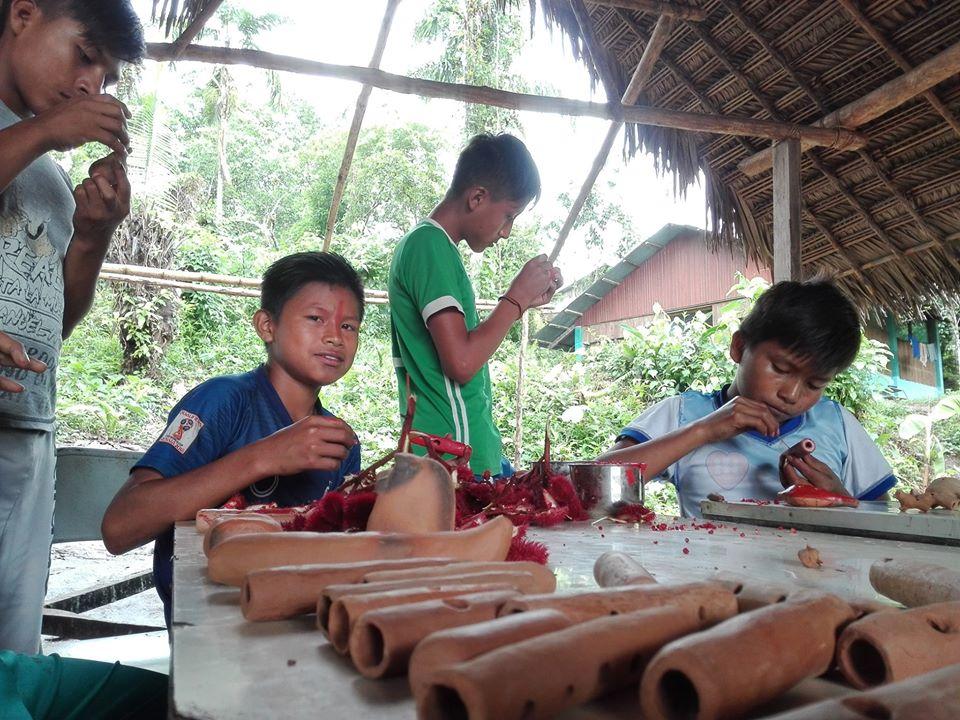 Educare alla vita in Amazzonia