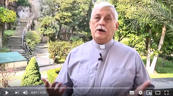 Video del Padre Generale sul Covid-19