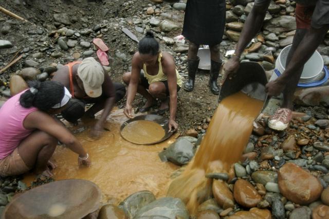 Tutelare i minatori artigianali in tempo di Covid-19