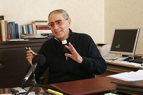 P. Nicolás e l'amicizia come stile missionario