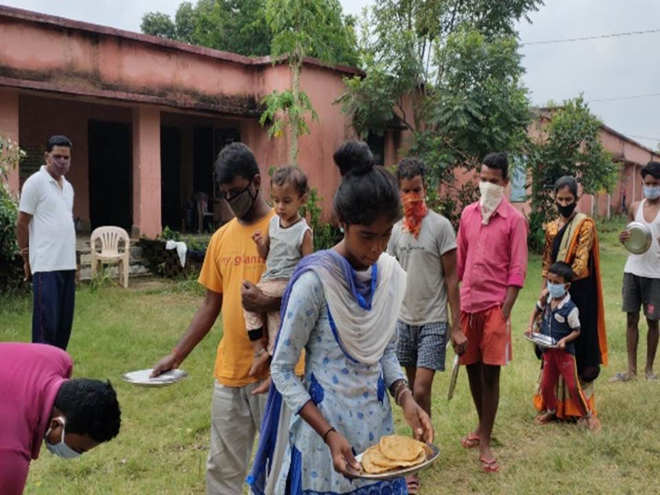 Sostegno alle famiglie Adivasi di Lohardaga