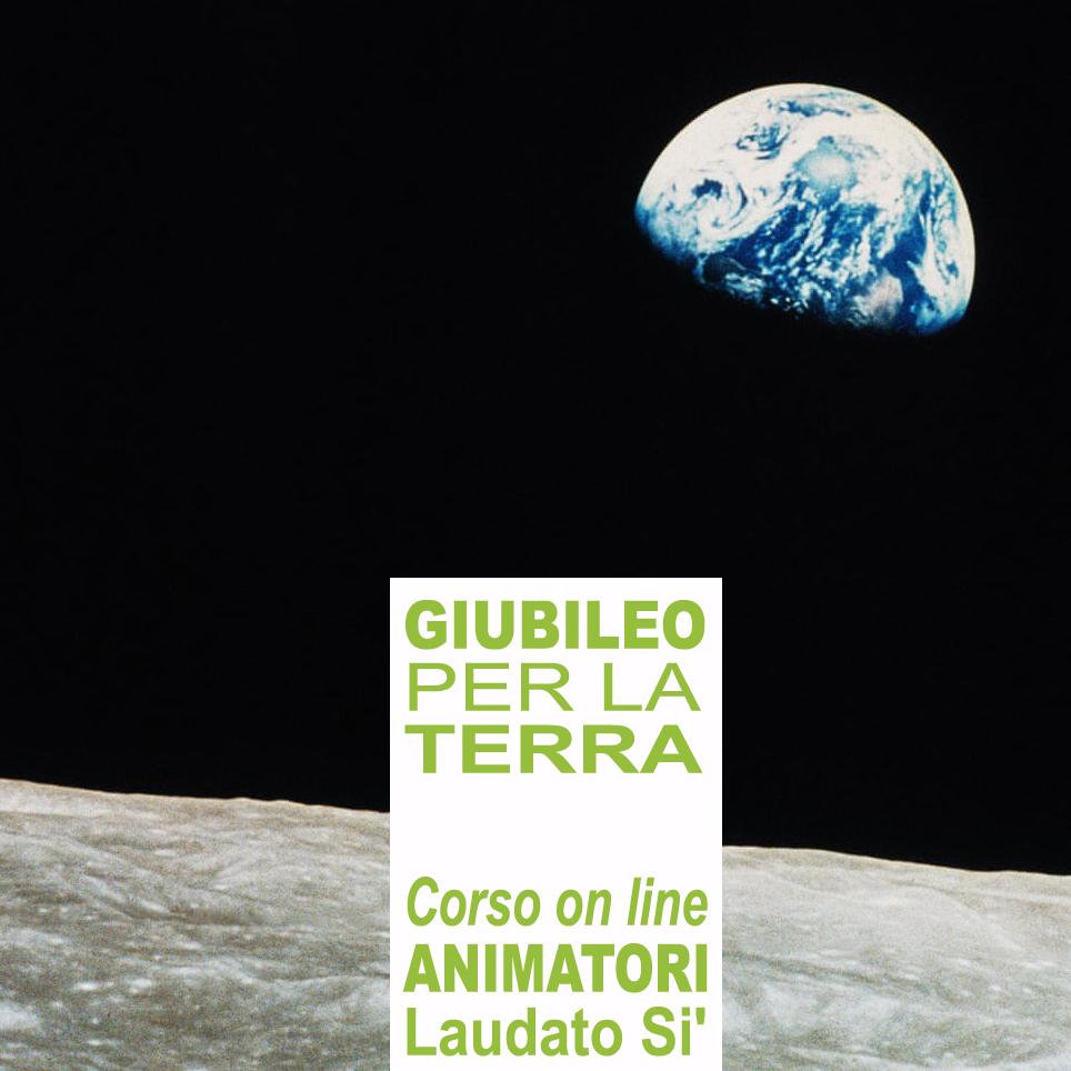 Corso on line per Animatori Laudato Si'