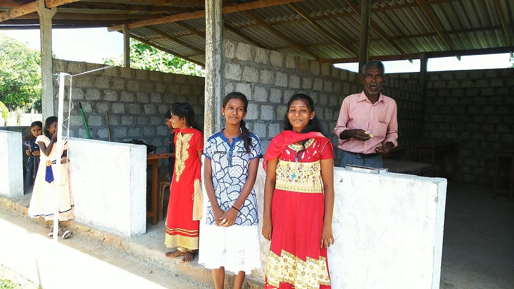 Creare una zona plastic free a Trincomalee