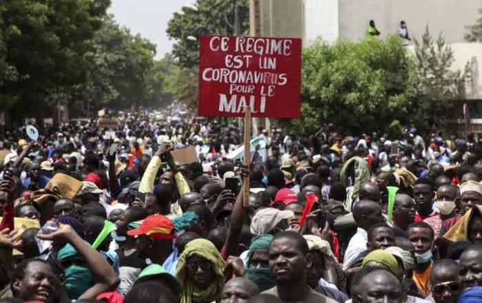 Proteste in piazza