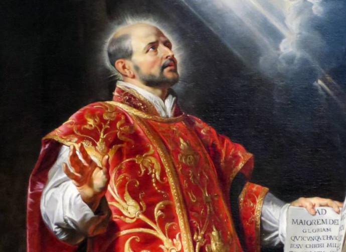 Sant'Ignazio, ferita e vulnerabilità