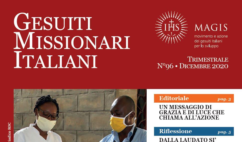 Nuovo Gesuiti Missionari Italiani n.96