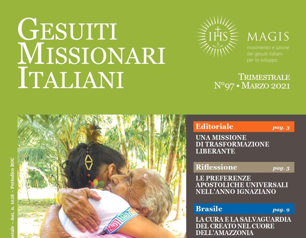 Nuovo Gesuiti Missionari Italiani N. 97