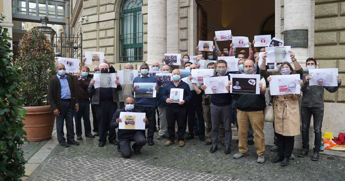 Sostegno a Padre Stan Swamy: la dichiarazione del Segretariato per la Giustizia Sociale e l'Ecologia