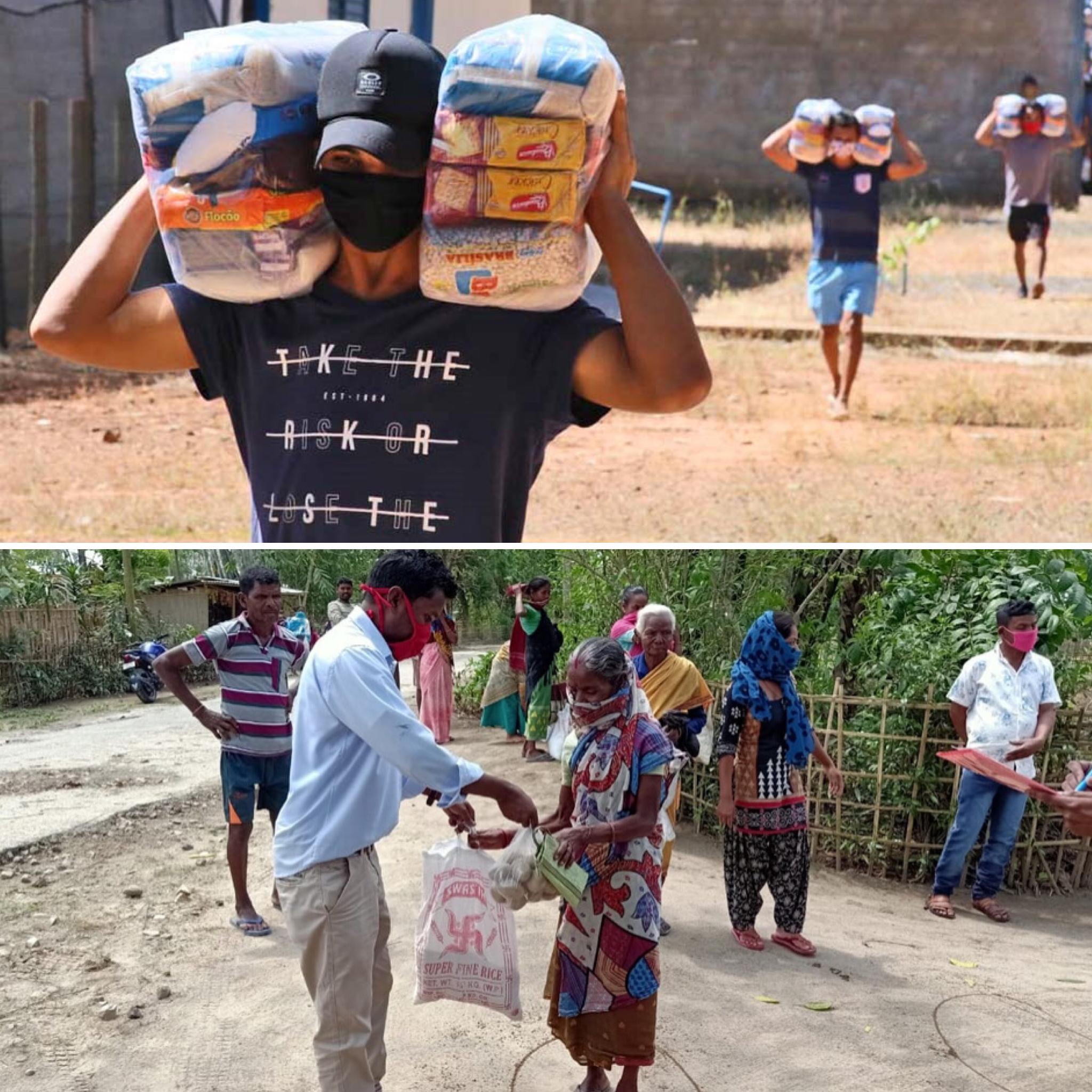 Emergenza COVID-19 in Brasile e India: l'impegno del MAGIS