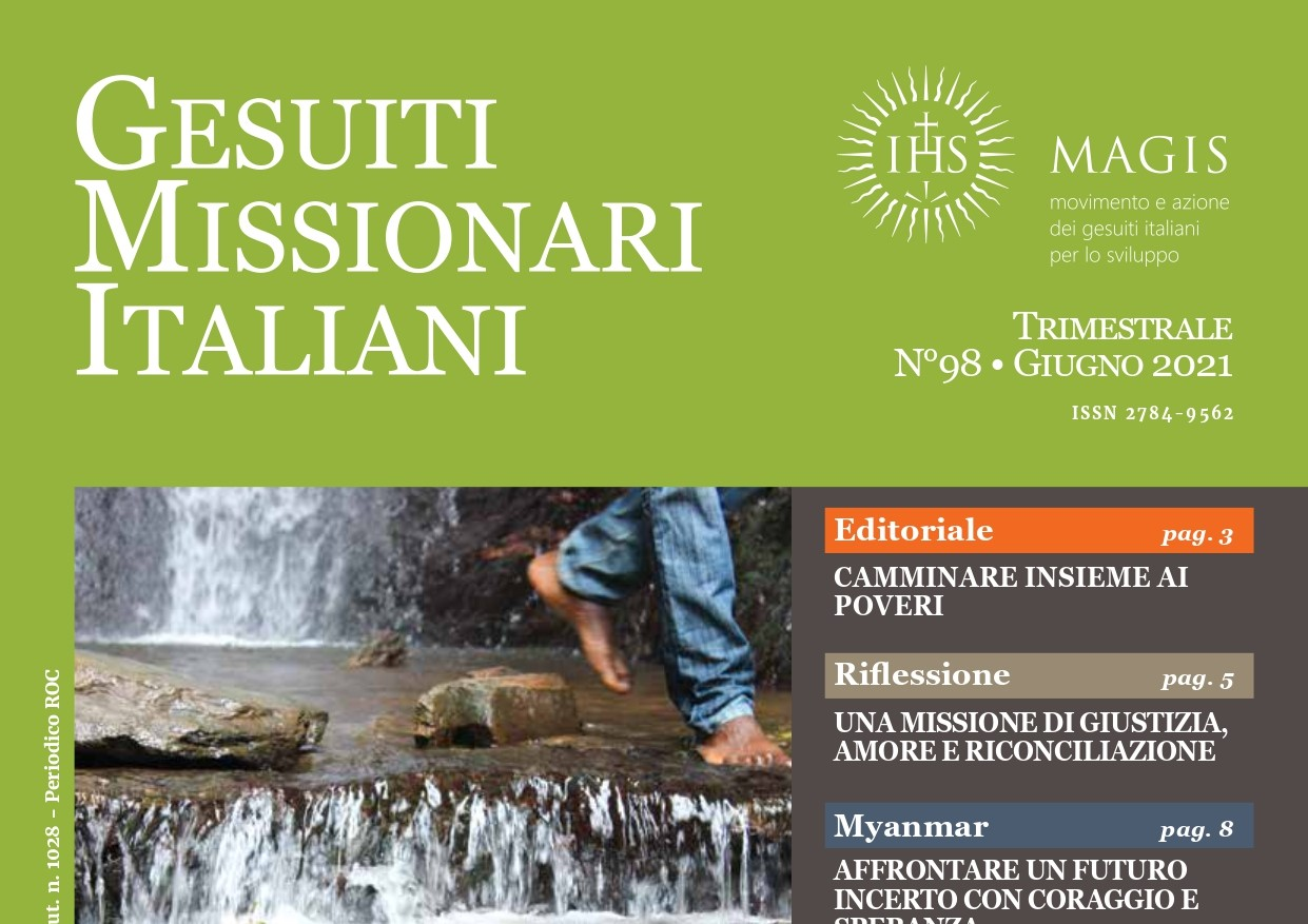 Nuovo Gesuiti Missionari Italiani N. 98